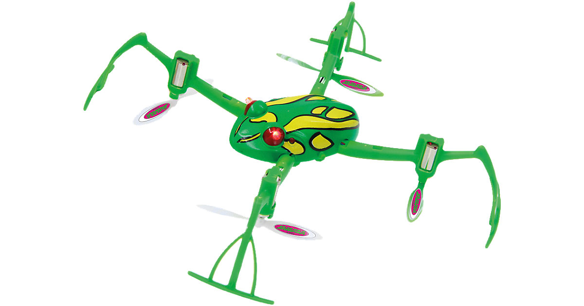RC Quadrocopter Loony Frog 3D AHP+