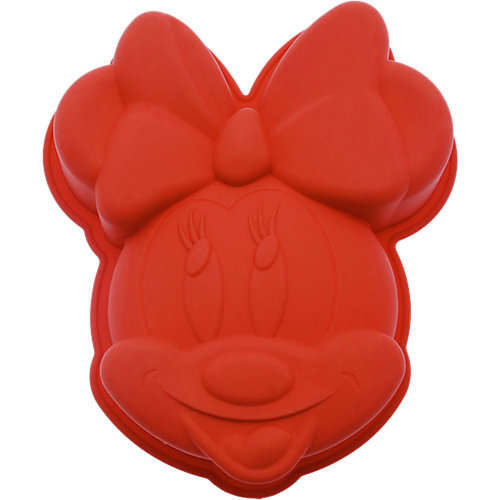 KNORRTOYS.COM Silikonbackform Minnie Mouse, klein Sale Angebote Schwarzbach
