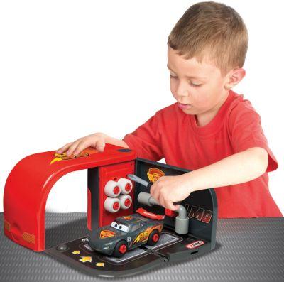 Cars Carbon Werkzeug Box