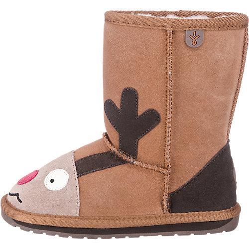 EMU Australia Kinder Winterstiefel Reindeer Gr. 32