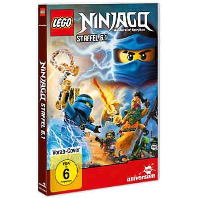 LEGO Ninjago DVDs günstig kaufen   myToys