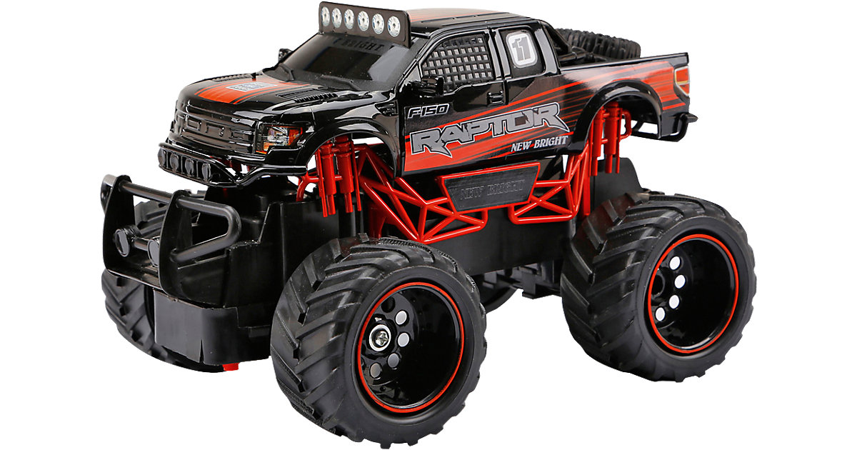RC Fahrzeug Ford Raptor 1:24