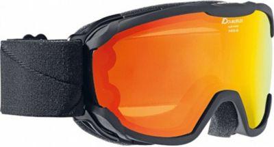 """Горнолыжные очки Alpina """"PHEOS JR. MM black MM orange S2/MM orange S2"""""""