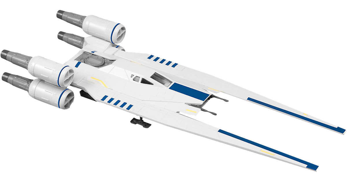 Revell Modellbausatz Build & Play - Star Wars Rogue one - Rebel U-wing Fighter