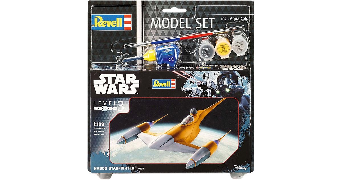 Revell Modellbausatz - Model Set Star Wars Naboo Starfighter