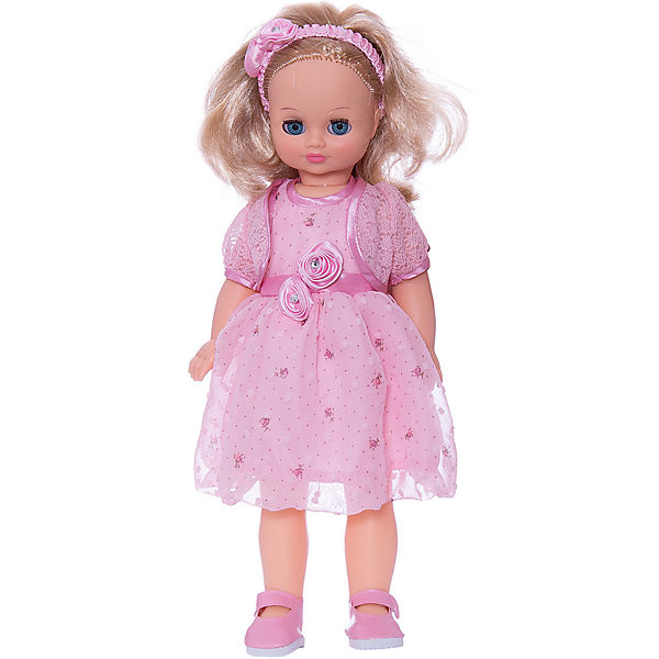 Кукла Лиза 23, со звуком, Весна