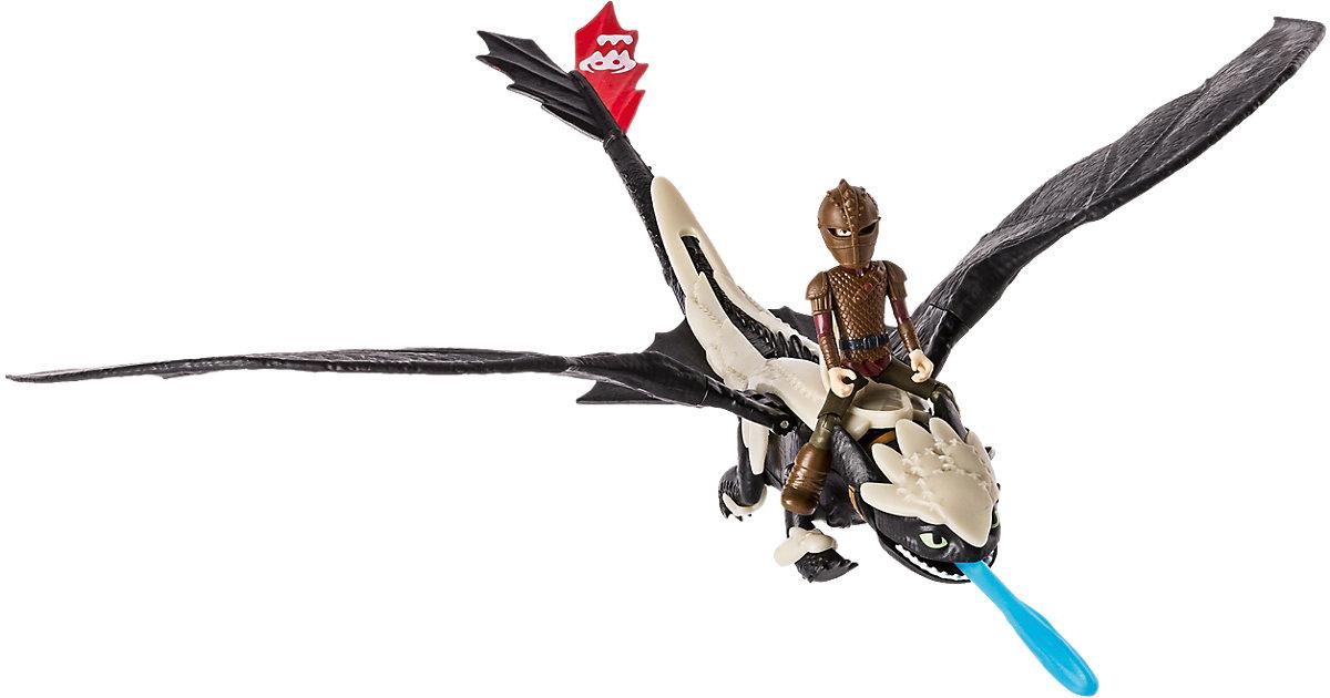 Dragons Armored Dragon Ohnezahn und Hicks