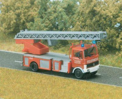 Feuerwehr Leiterwagen H0