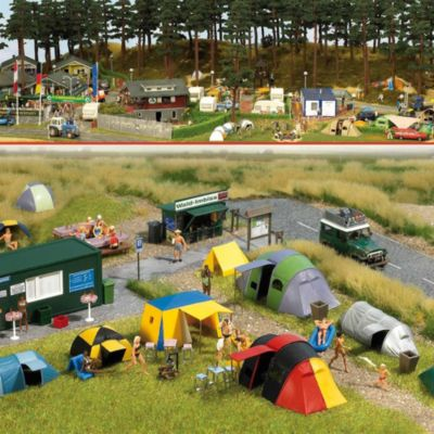 Camping-Platz H0