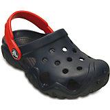Сабо Kids' Swiftwater Clog для мальчика Crocs