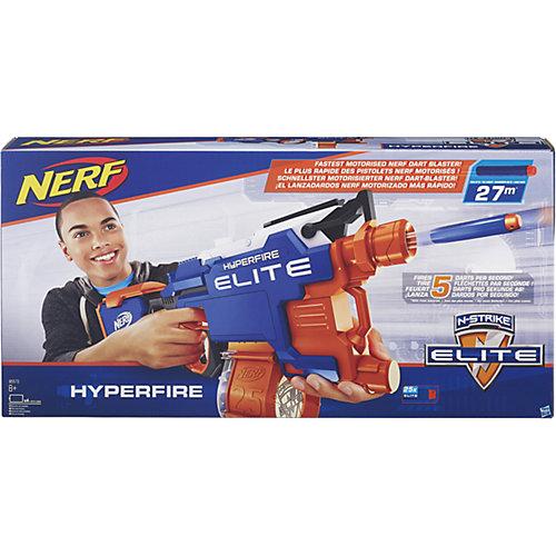 "Бластер Nerf ""Elite"" Хайперфайр от Hasbro"