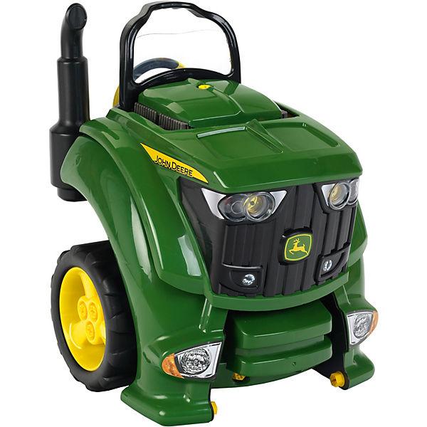 klein john deere traktor motor engine john deere mytoys. Black Bedroom Furniture Sets. Home Design Ideas