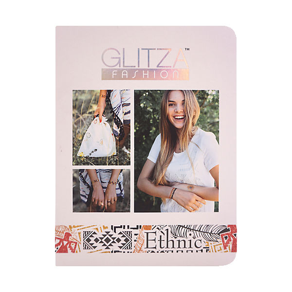 GLITZA FASHION -Deluxe Set Ethnic Yourself