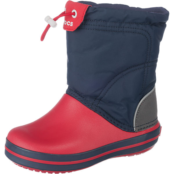 detailed look 06613 4521b Kinder Winterstiefel Crocband Lodgepoint Boot, crocs
