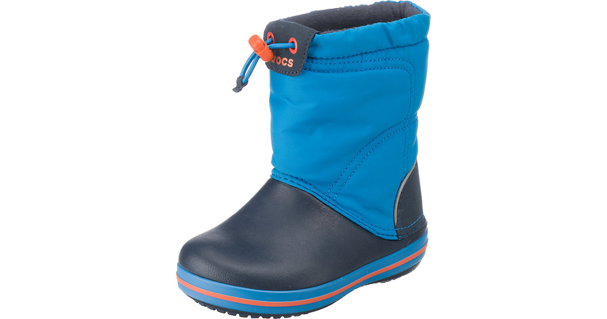 0898d69d606c4a Winterstiefel Crocband LodgePoint Boot Gr. 24 25 Jungen Kleinkinder