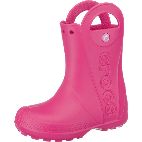 brand new 633f8 ae475 Kinder Gummistiefel Handle It Rain Boot, crocs