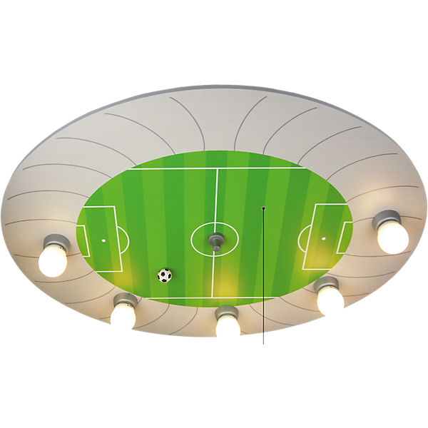 deckenlampe fu ball stadion niermann mytoys. Black Bedroom Furniture Sets. Home Design Ideas