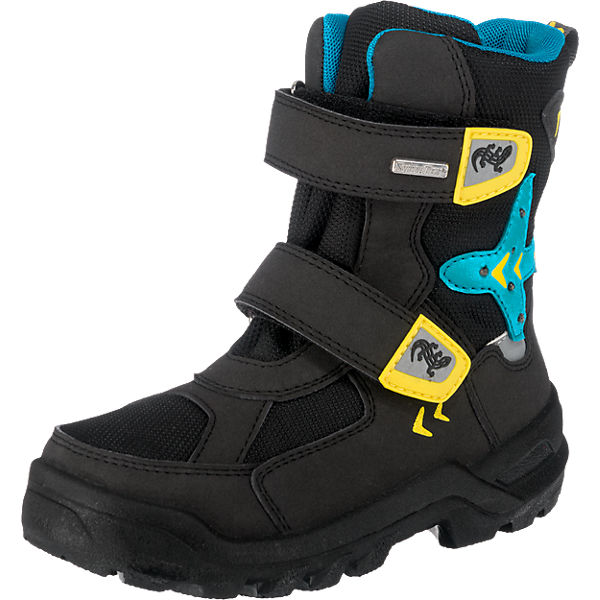 Kinder Winterstiefel Blinkies, Sympatex, Weite W