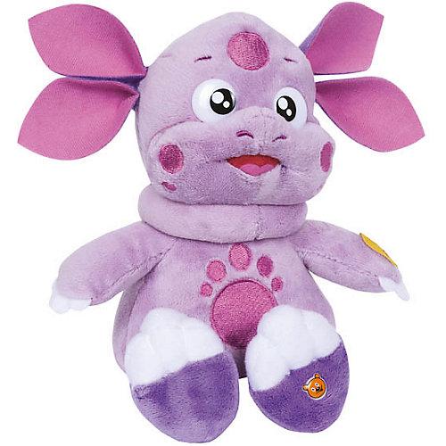 Мягкая игрушка Мульти-пульти Лунтик, озвученная, 24 см (1 песенка и 2 фразы) от Мульти-Пульти