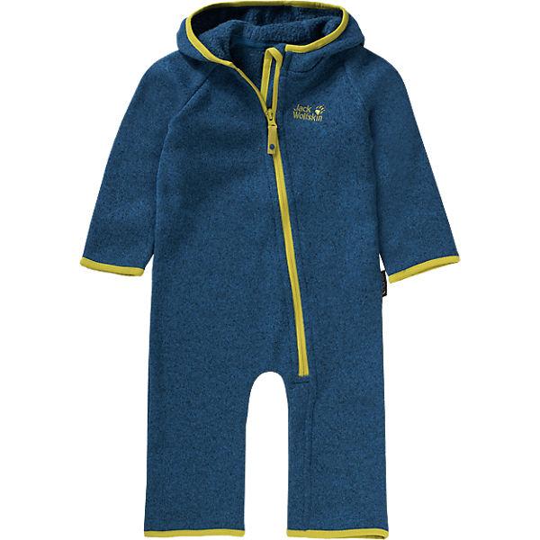 Jack wolfskin fleece overall baby
