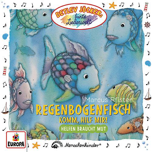 Detlev Jöcker - Der Regenbogenfisch Helfen Braucht Mut [CD] jetztbilligerkaufen