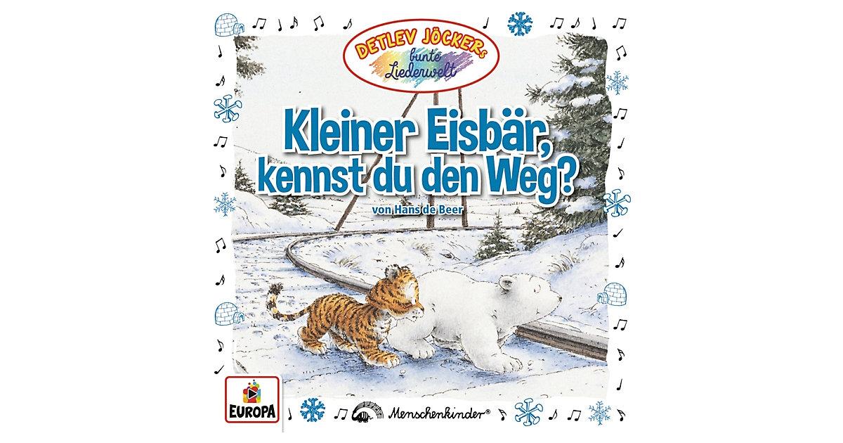 CD Detlef Jöcker - Kleiner Eisbär, Kennst Du de...