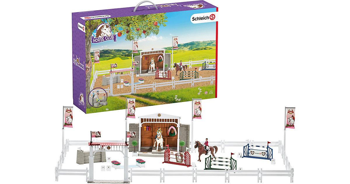 Schleich 42338 Horse Club: Großes Reitturnier mit Pferden