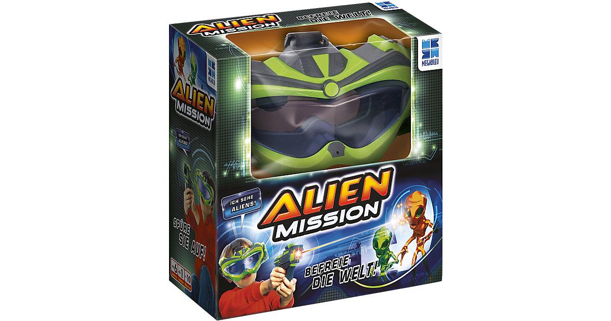 Megableu · Alien Mission