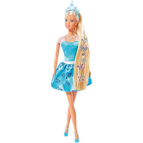 """Кукла """"Штеффи с наклейками для волос, 29 см, Simba от Simba"""