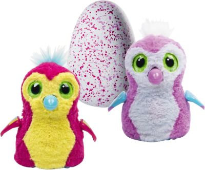 Hatchimals Pengualas, pink