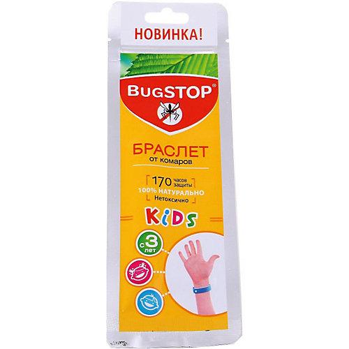 Детский браслет от комаров KIDS, BugSTOP от BugSTOP