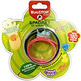 Детский браслет от комаров BugSTOP KIDS&TOY, в ассортименте