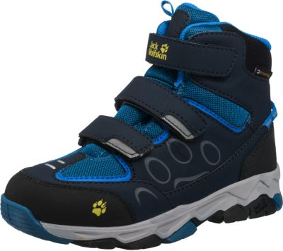 Attack 2 Texapore MidJack Mtn Kinder Outdoorschuhe Wolfskin IW9DHE2Y