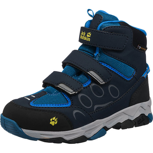 official photos 90240 071d7 Kinder Outdoorschuhe MTN ATTACK 2 TEXAPORE MID, Jack Wolfskin