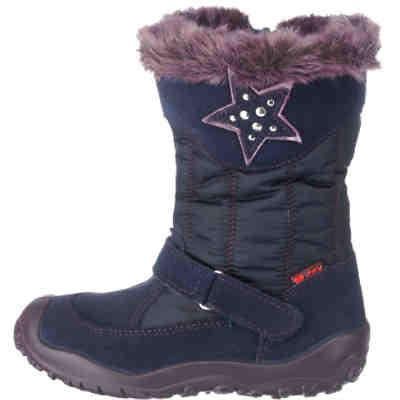 separation shoes 7c6e0 97bd8 Baby Winterstiefel CELINA, TEX, Weite M, für Mädchen, Pferde, elefanten