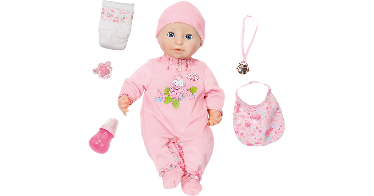 Baby Annabell® Babypuppe, 43cm