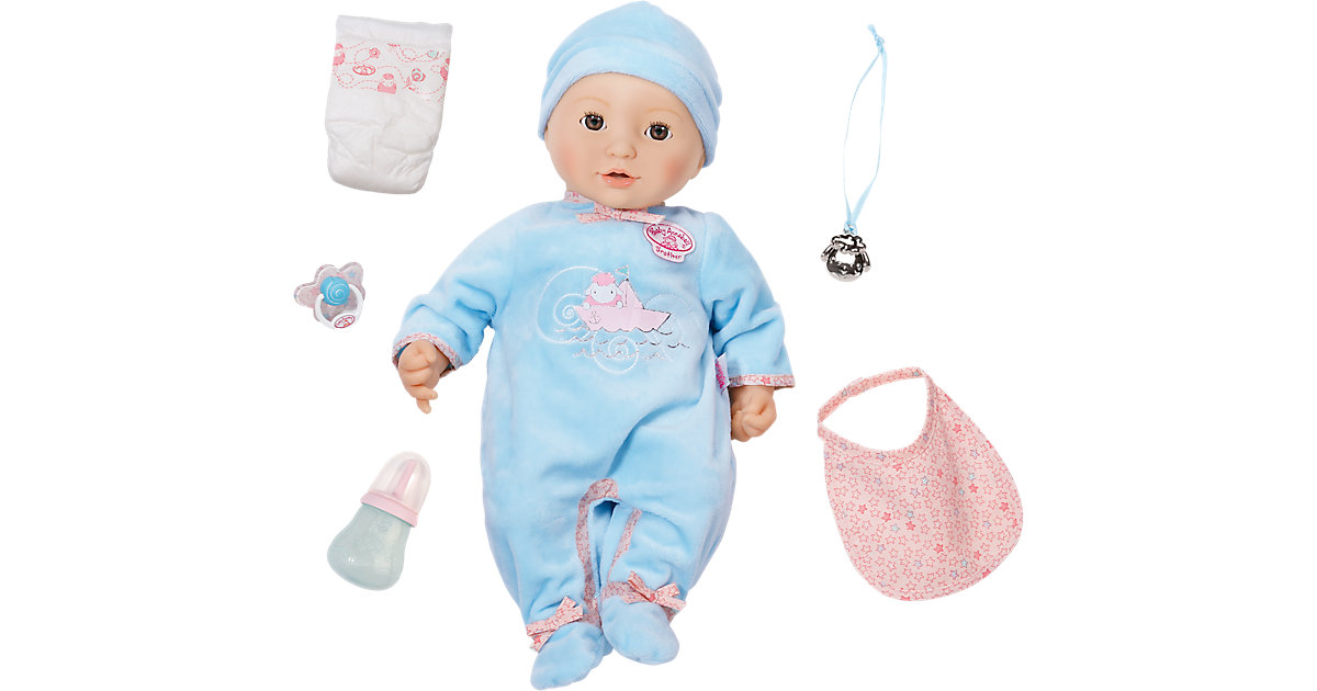 Baby Annabell® Brother Babypuppe, 43 cm