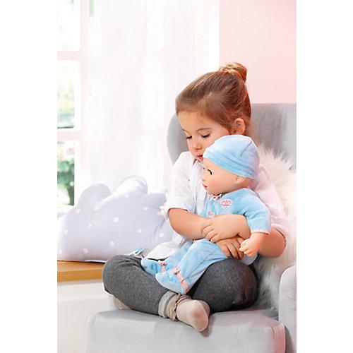Многофункциональная кукла-мальчик , 46 см, Baby Annabell от Zapf Creation