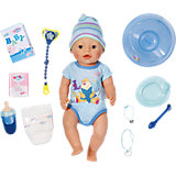 Интерактивная кукла-мальчик, 43 см, BABY born