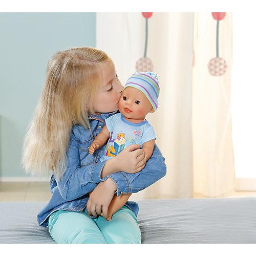 Интерактивная кукла-мальчик, 43 см, BABY born от Zapf Creation