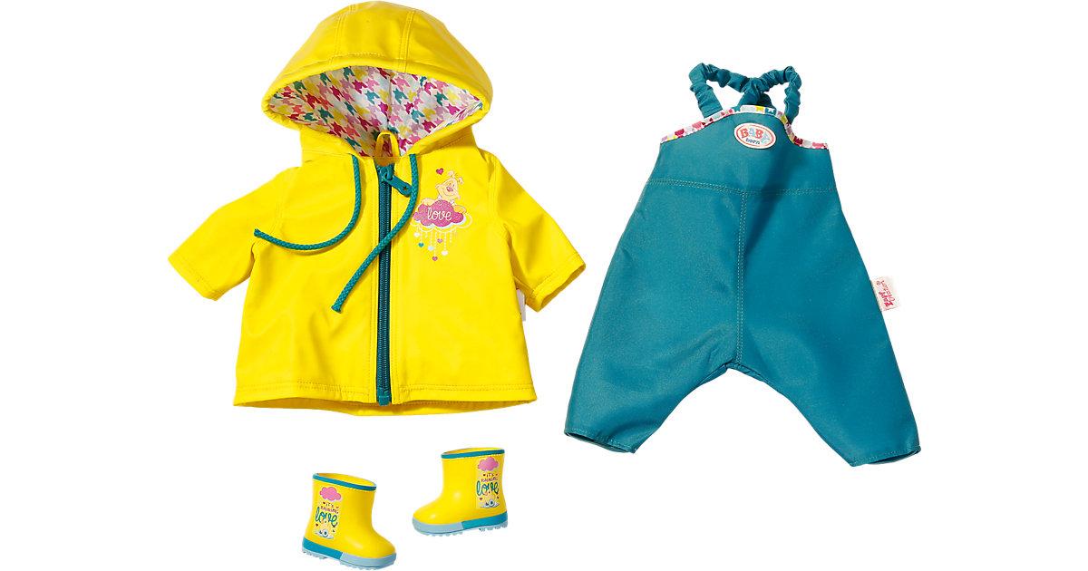 BABY born® 25. Geburtstag Puppenkleidung Set Regenspaß Puppenzubehör
