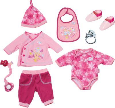 BABY born® 25. Geburtstag Set 8tlg. Weihnachten
