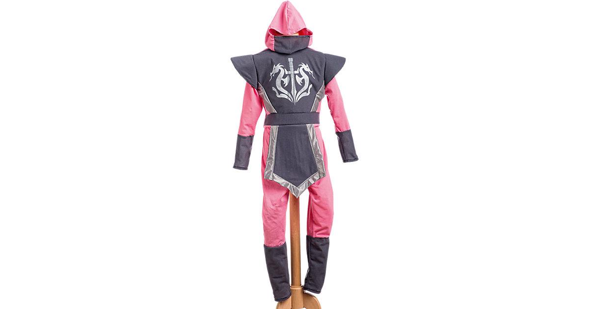 Kostüm Ninja Nagato Gr. 128/140 Mädchen Kinder