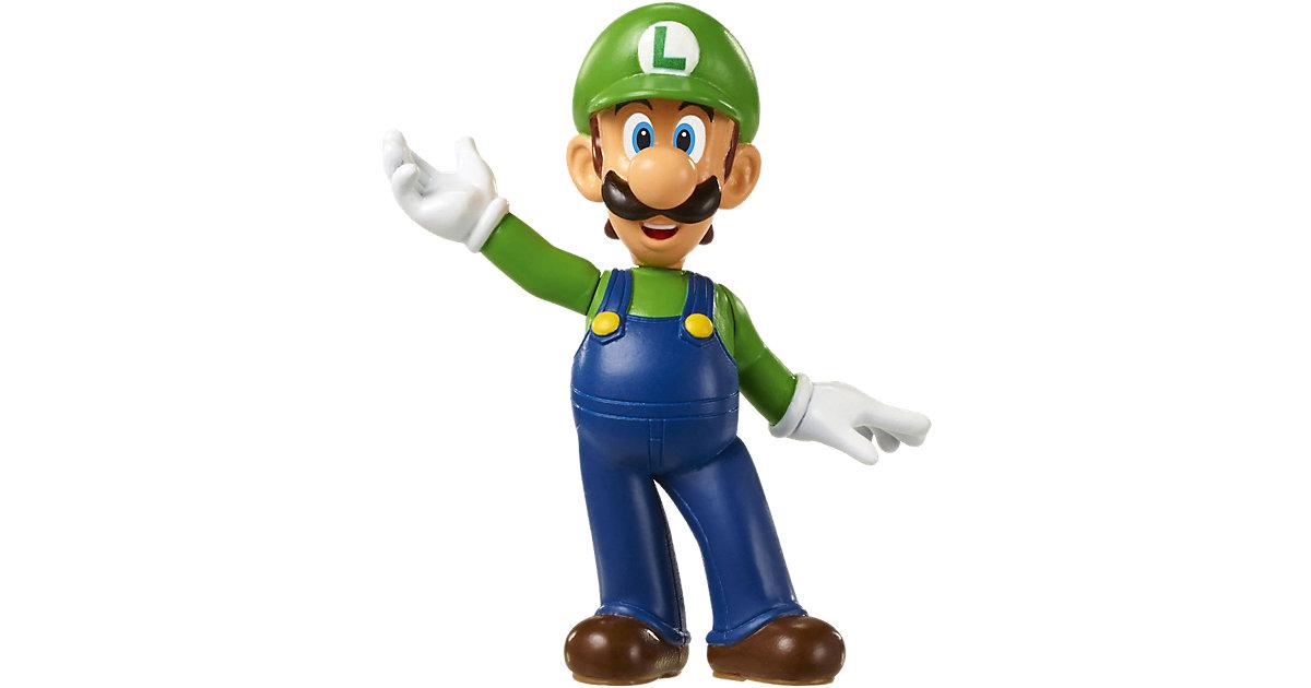 Nintendo Mini Figur - Luigi (6cm)