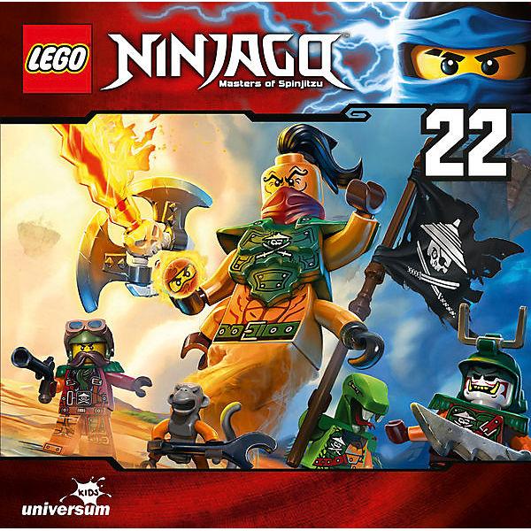 bdcd491230aafb CD LEGO Ninjago - Masters of Spinjitzu 22, LEGO Ninjago