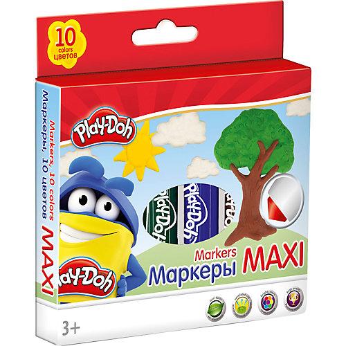 Набор фломастеров 10 шт., Play-Doh от Академия групп