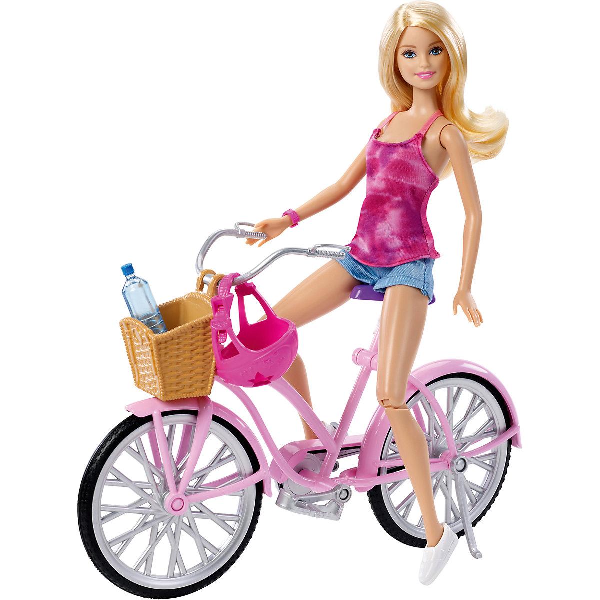 Eine Barbie-Puppe