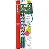 Чернографитный карандаш для правшей EASY GRAPH