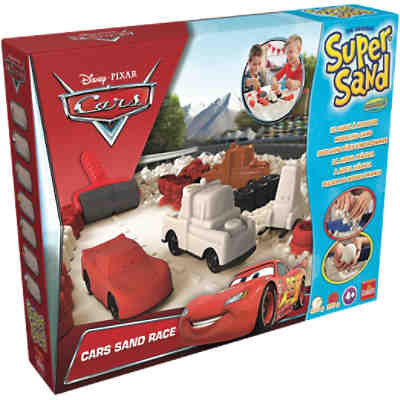Super Sand Big Set - Disney Cars