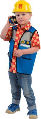 Bob der Baumeister - Handwerker-Outfit Jungen Kinder